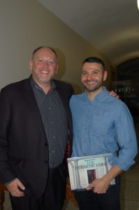 Dr. Frank Albo, author of the Hermetic Code, with Jason Stalker, Stalker Financial Group